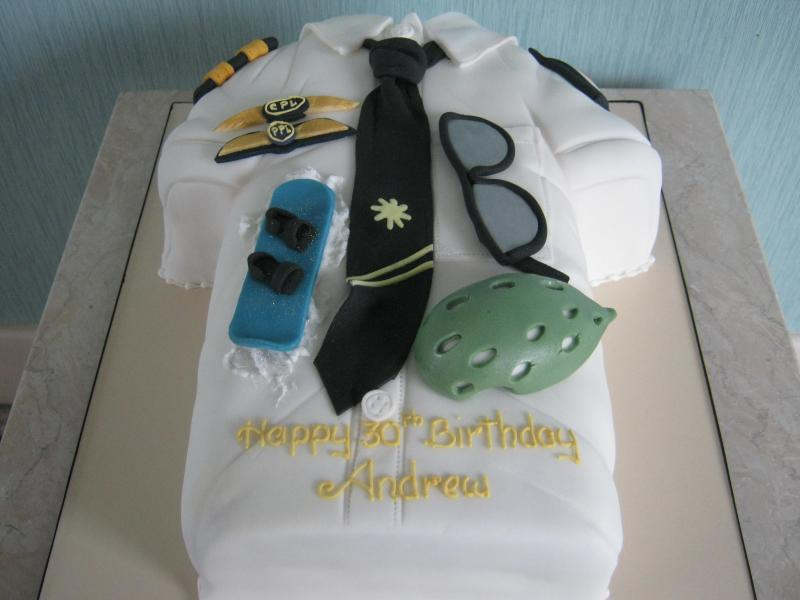Pin 40th Birthday Quotes Good Title Animal Cell Project Cake On ...