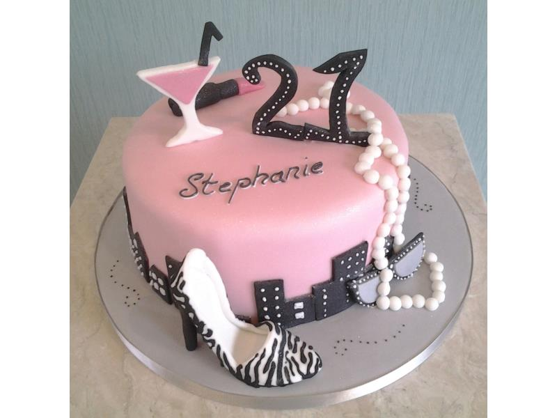 Creative Cakes Of Blackpool Coming Of Age Cakes 18th 21st
