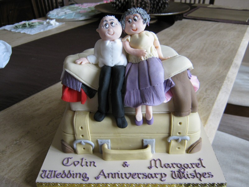 Wedding Anniversary Ideas Manchester : Wedding Anniversary Cakes
