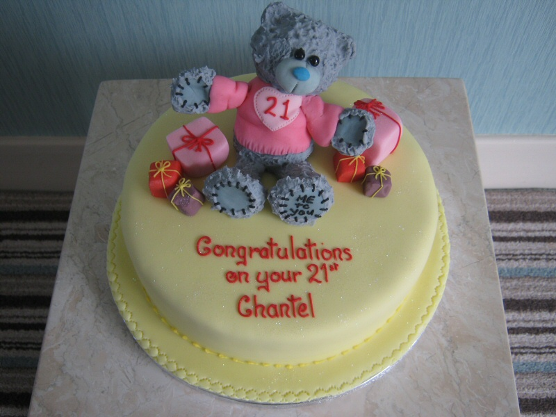 Birthday Cake Image To Me : Creative Cakes of Blackpool - Novelty Cakes / Themed Cakes ...
